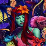 Girl-with-the-Bats-portrait-Citizens-Of-The-Jungle-Ladislas-web