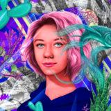 pink-Hair-Girl-portrait-Citizens-Of-The-Jungle-Ladislas-web